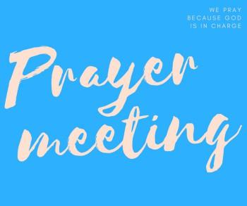 Meetings - St John's Church